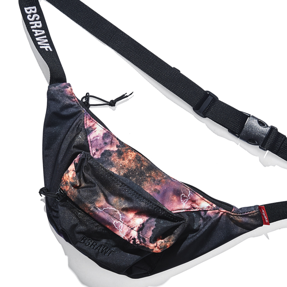 THUNDER POCKET WAISTBAG (waterproof)