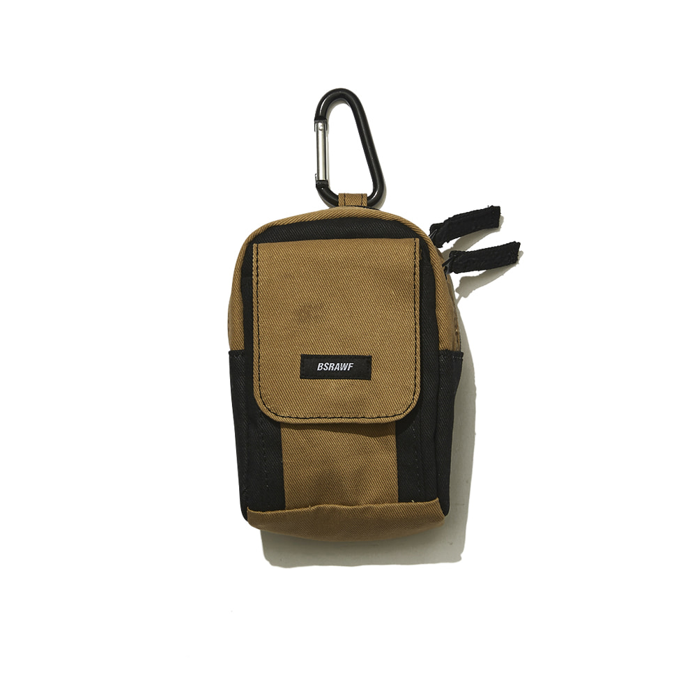 UTILITY SMALL BAG BEIGE