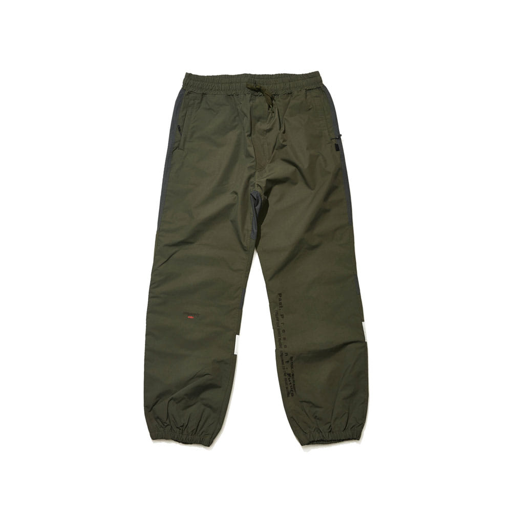 BSR ACTIVE JOGGER PANTS DARK KHAKI