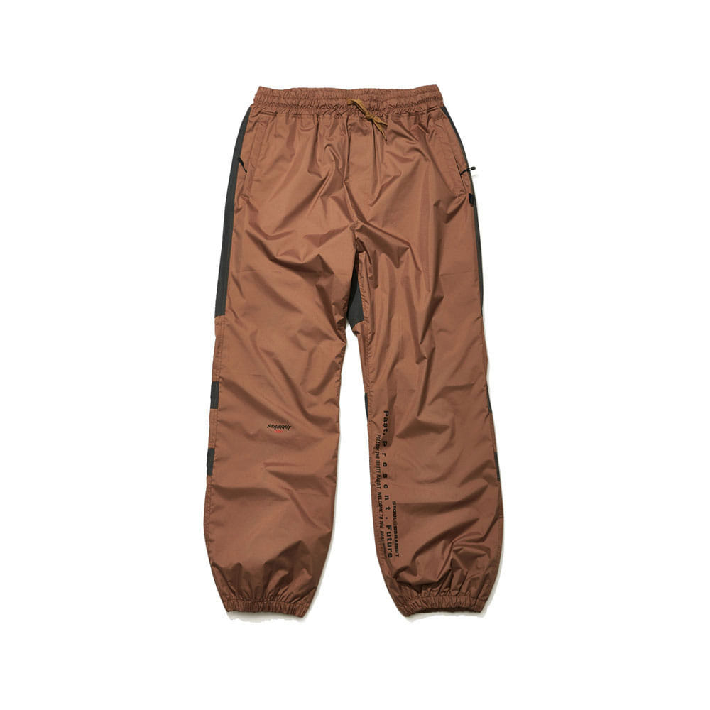 BSR ACTIVE JOGGER PANTS BROWN