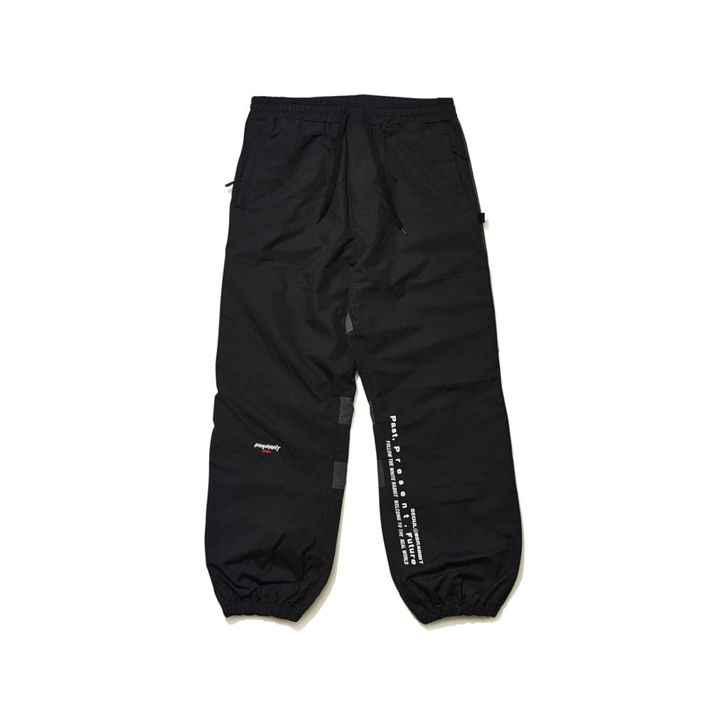 BSR ACTIVE JOGGER PANTS BLACK