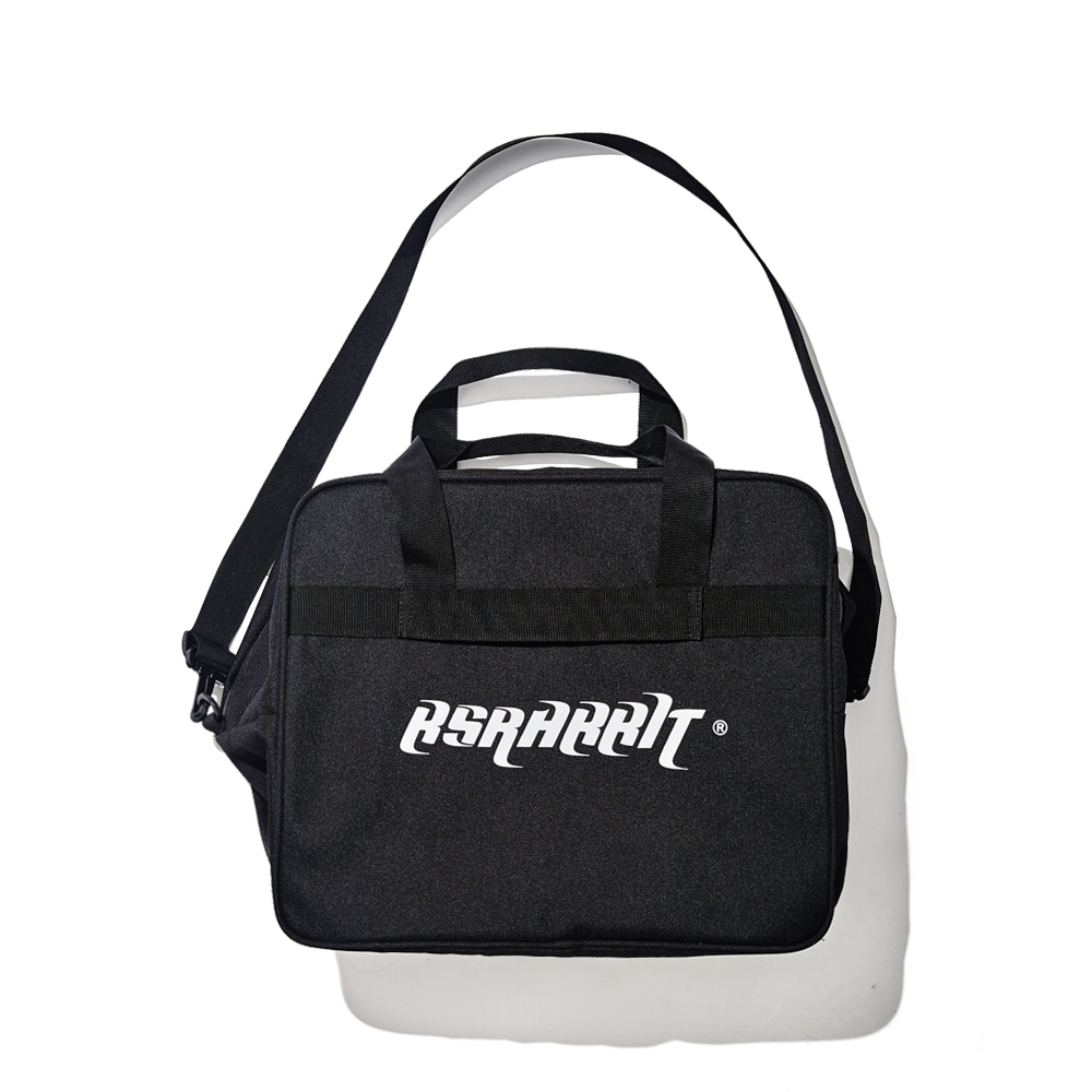 BSRABBIT BOSTON BAG BLACK