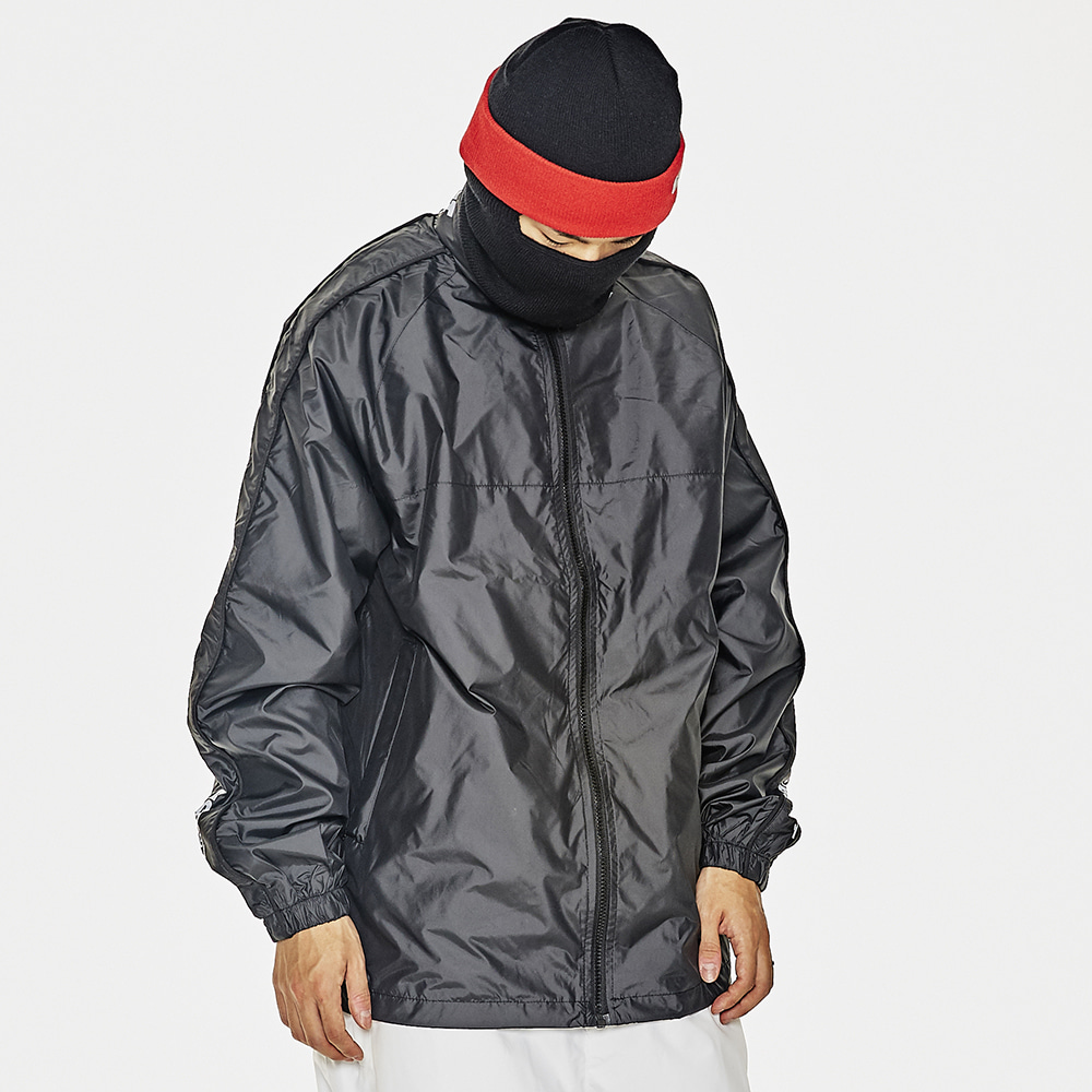 BSR LIGHT TRACK JACKET BLACK