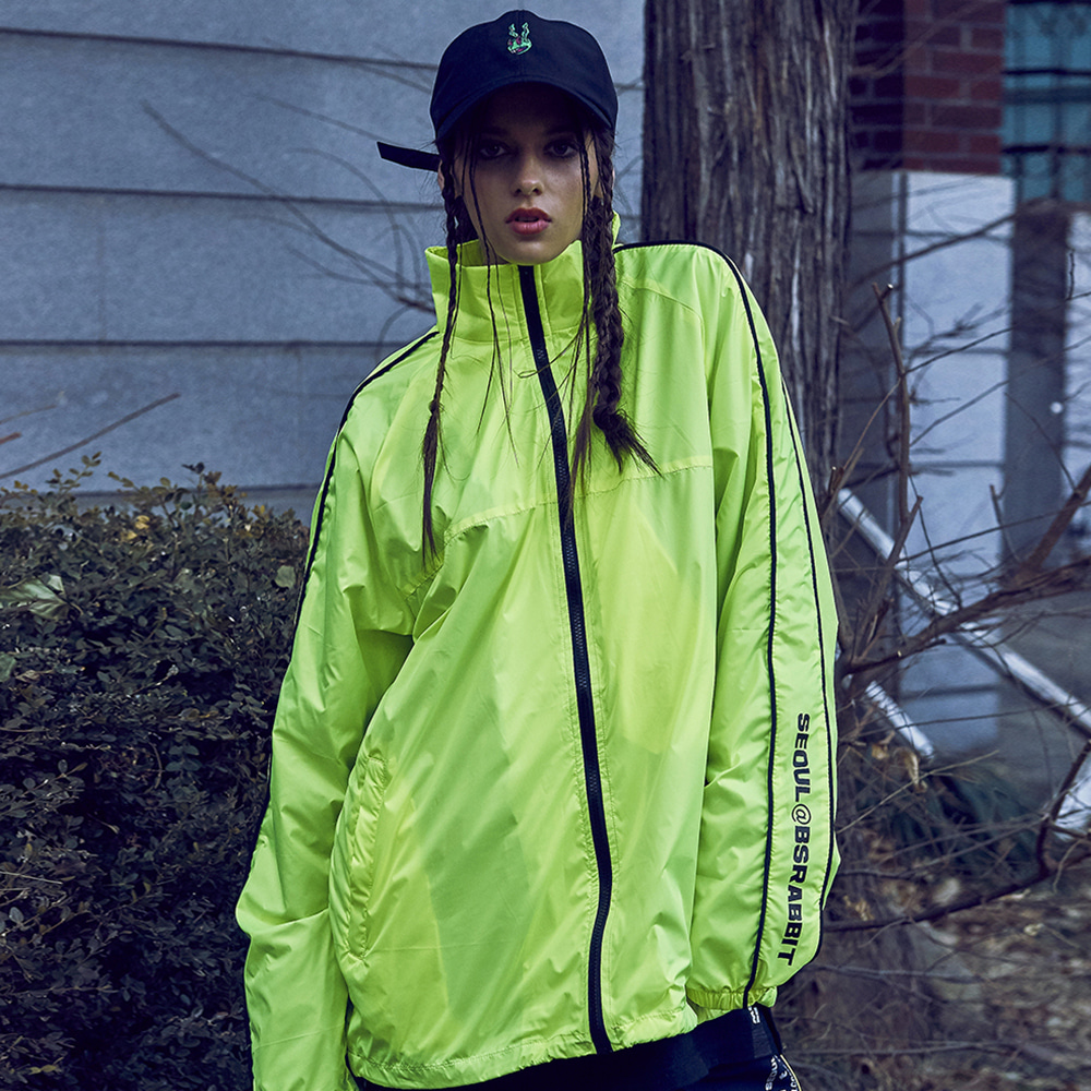 BSR LIGHT TRACK JACKET FLUORESCENCE