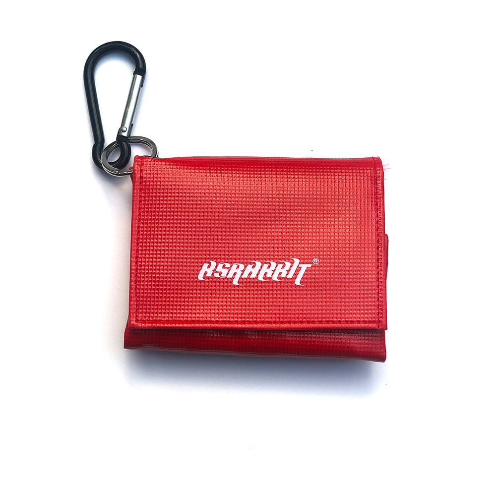 SEASON PASS & CARD CASE RED