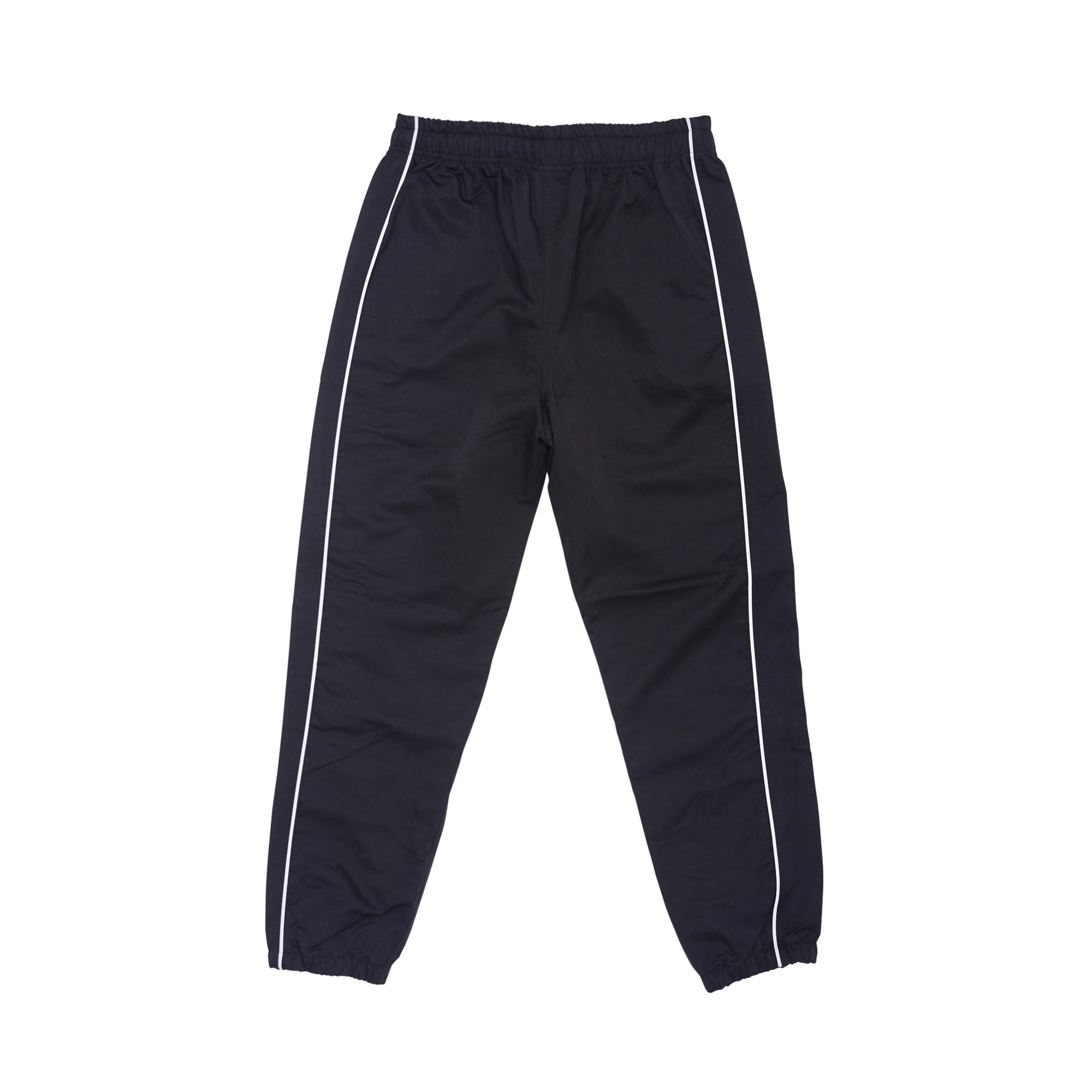 BSR WASHING TWILL JOGGER PANTS BLACK