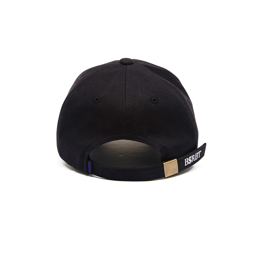 WEWE WASHING CAP BLACK