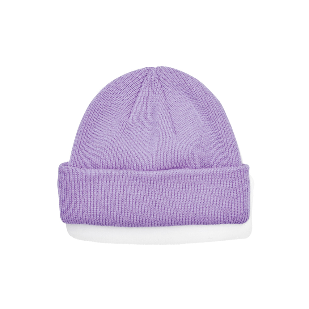 SPLB BEANIE LIGHT PURPLE