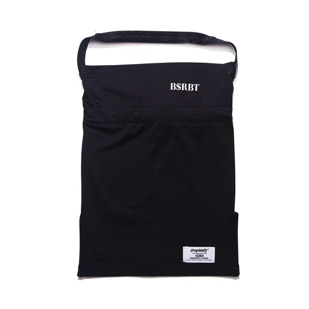 BSRBT V-LINE INNER POCKET LOGO BAND BALACLAVA [No.1] [필터교체형]