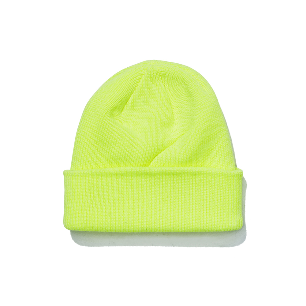 TRIPPY RABBIT BEANIE FLUORESCENT