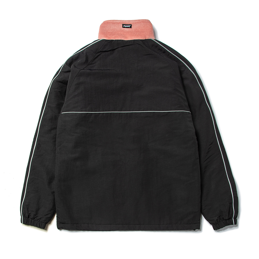 BL TRACK JACKET BLACK