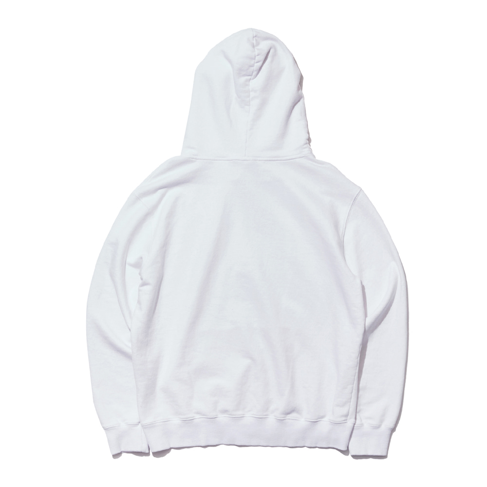 KRBT WELCOME DRY HOODIE WHITE