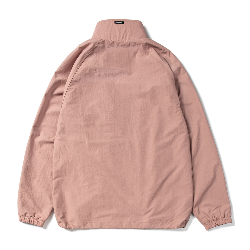 WWWP TRACK JACKET INDY PINK