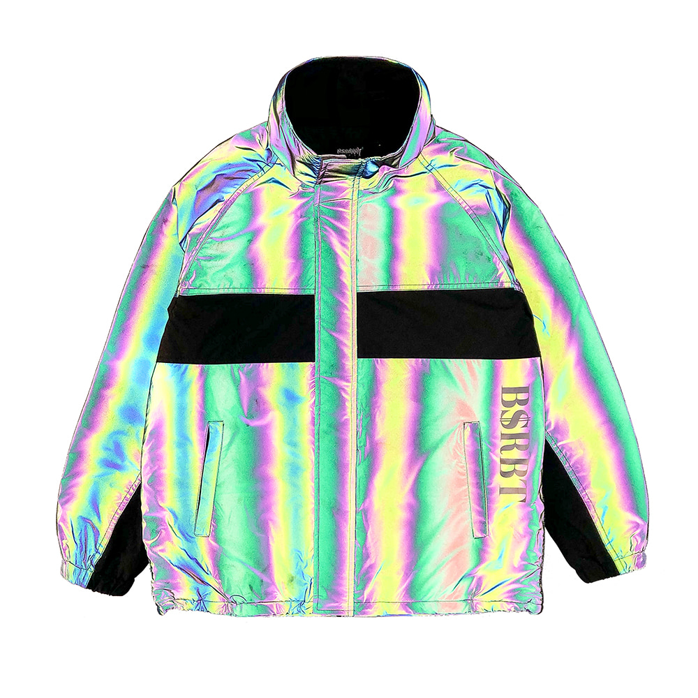 COMPETITIVE JACKET RAINBOW REFLECTIVE SCOTCH