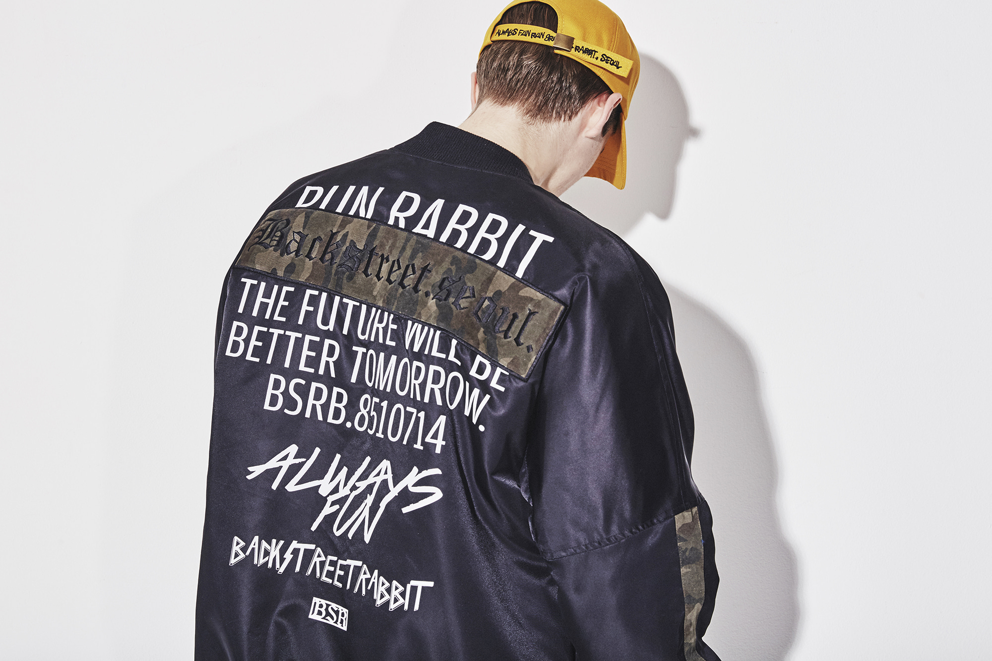 BSRABBIT 1617 F/W LOOKBOOK PART.2|UNIQUE