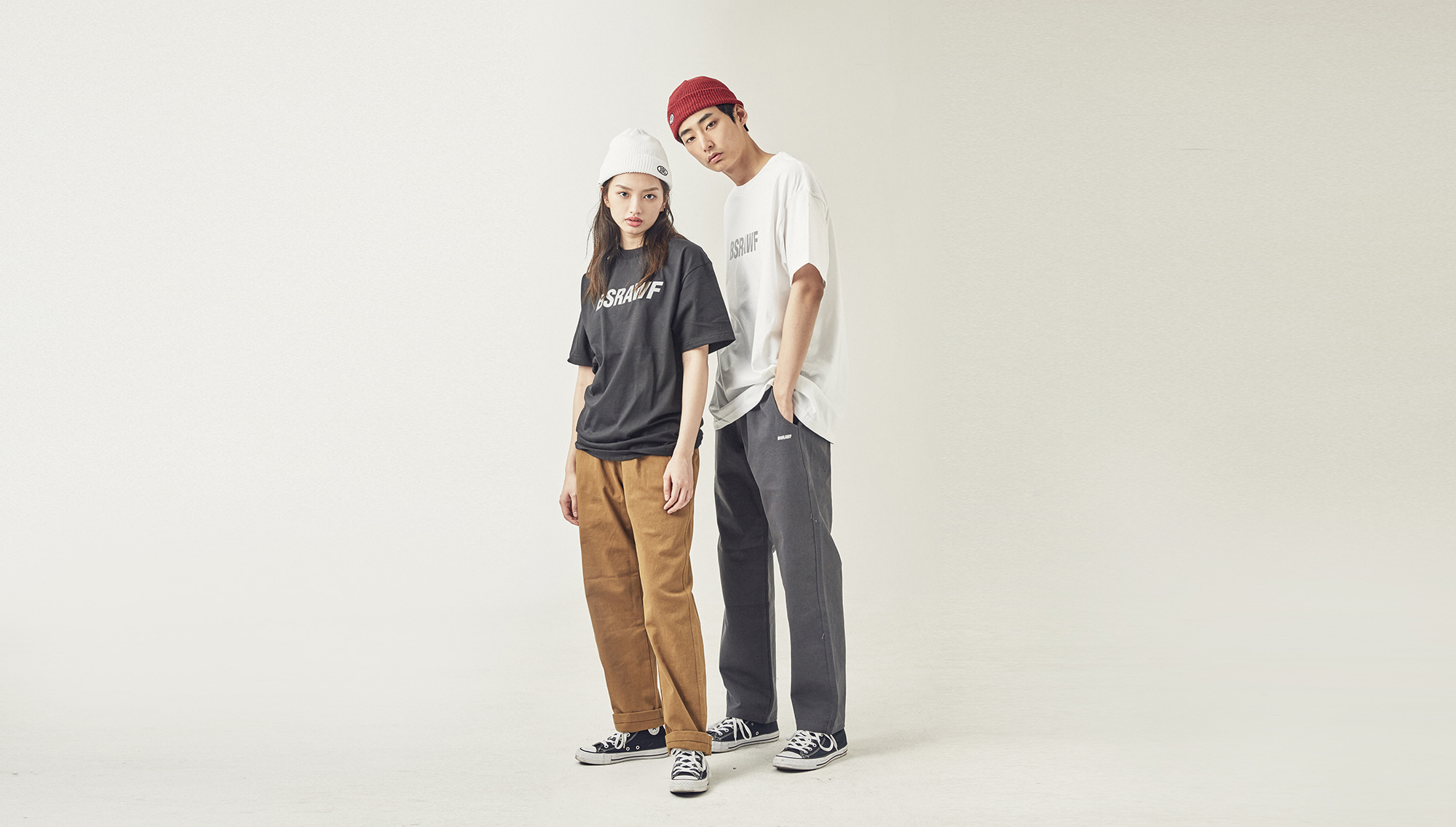 BSRABBIT 18/19 SPRING LOOKBOOK | 進化
