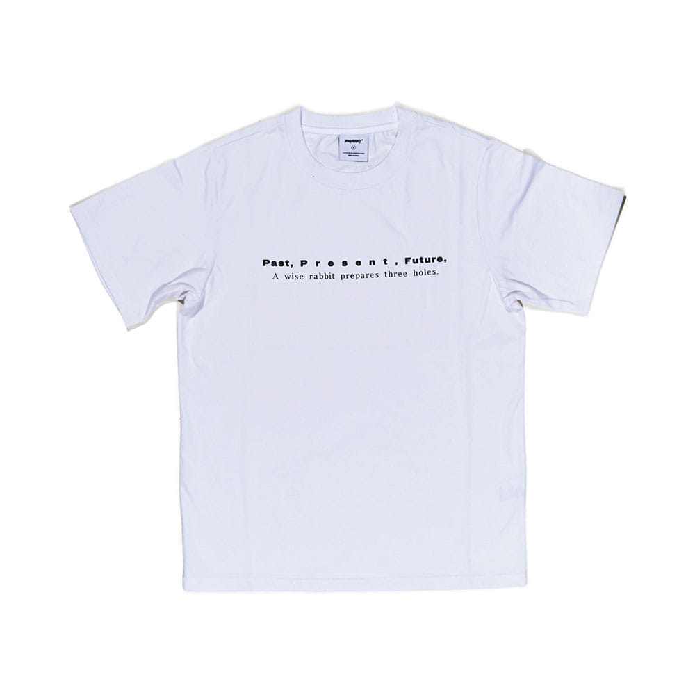 PPF T-SHIRT WHITE