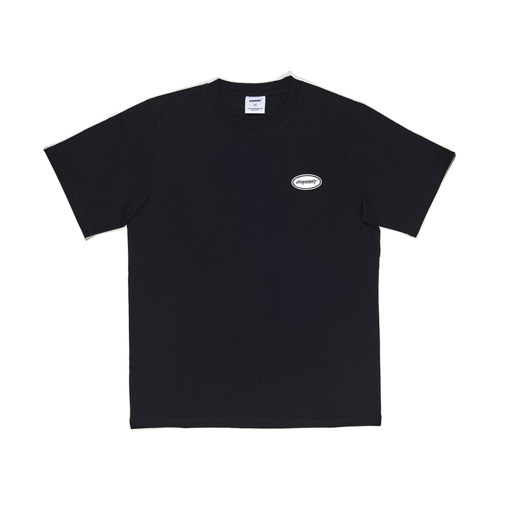 THE BSR T-SHIRT BLACK
