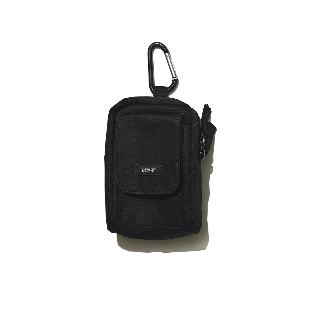 UTILITY SMALL BAG BLACK