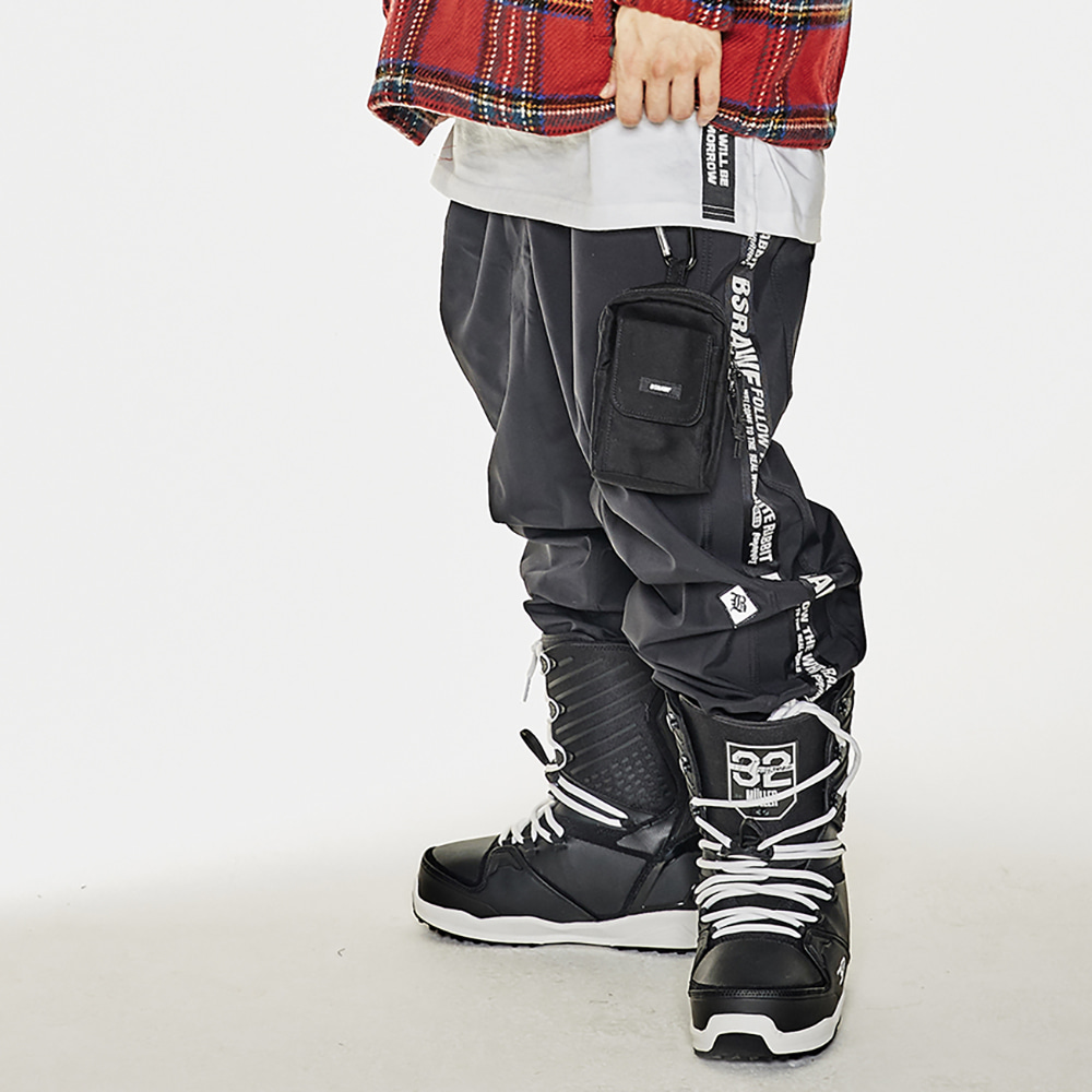 TAPE SP JOGGER PANTS BLACK