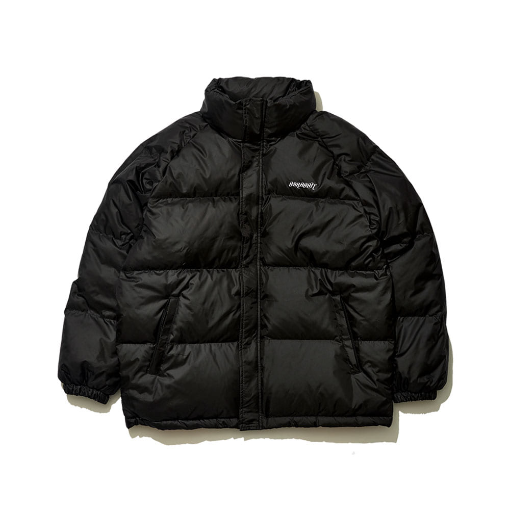 BSR DUCK DOWN PARKA BLACK