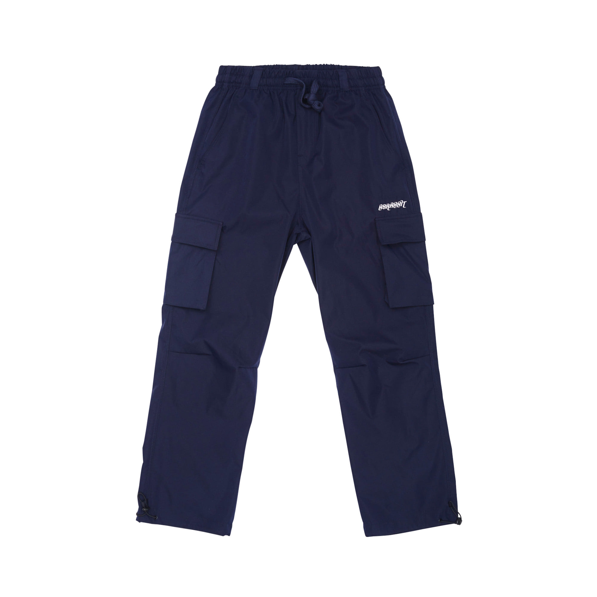 BSRBT STRETCH TWILL CARGO TRACK PANTS NAVY