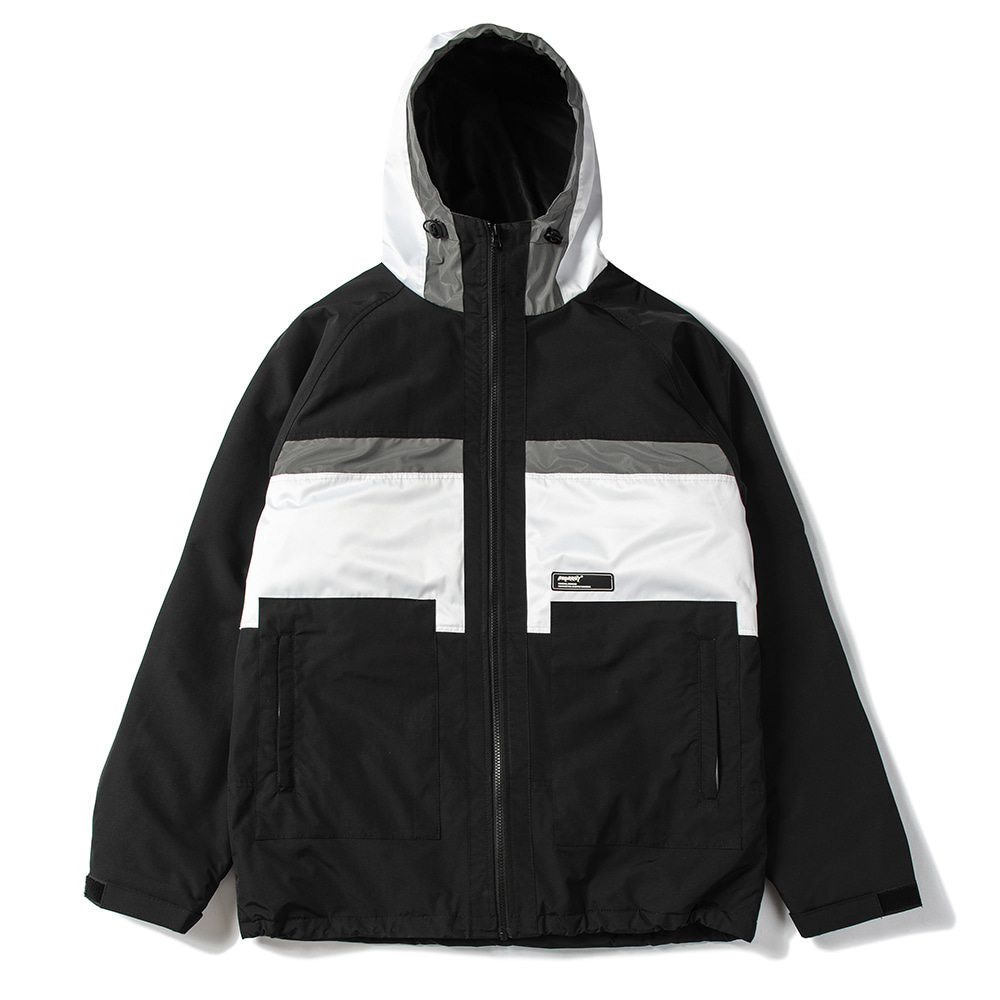 B SHINE JACKET BLACK