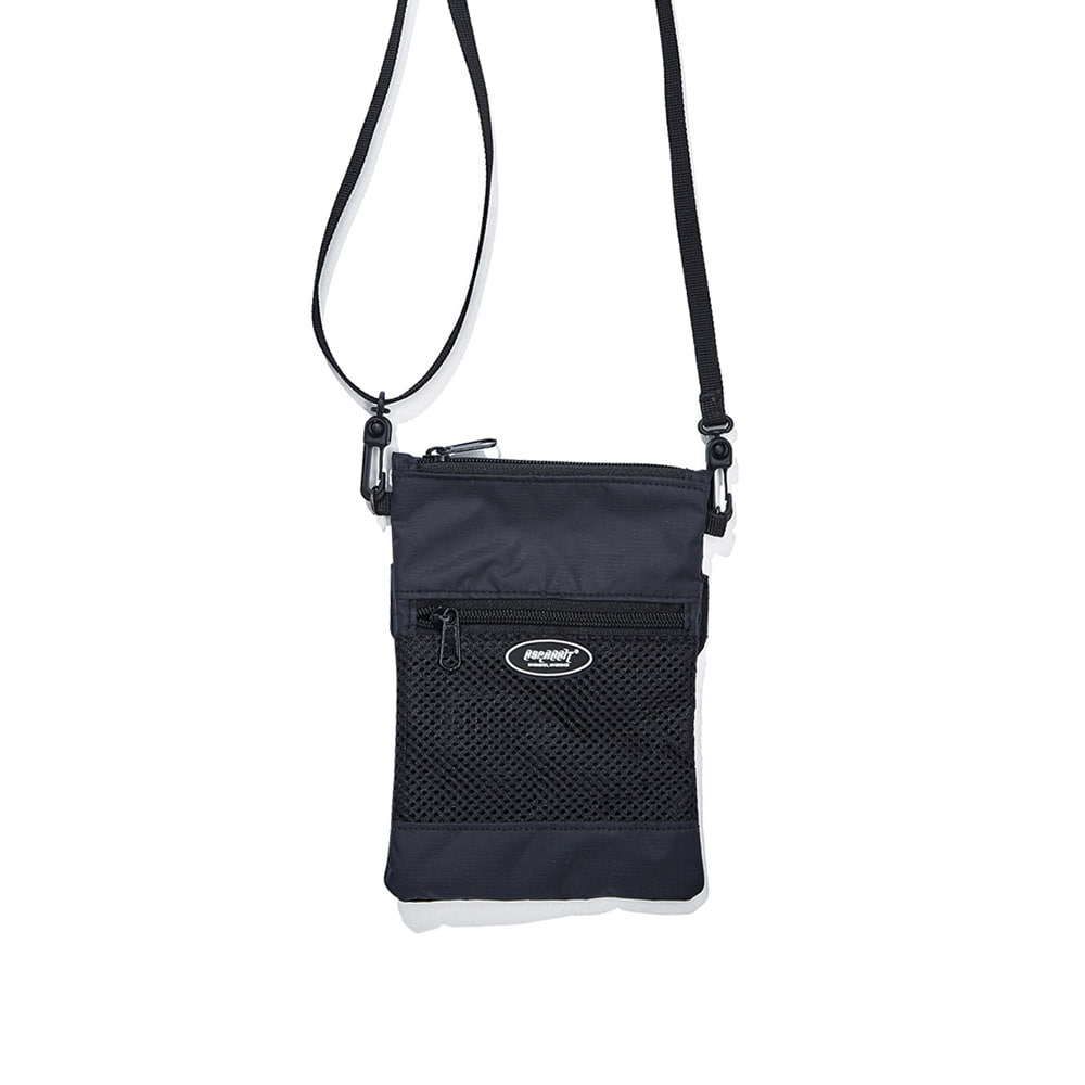 BSRABBIT MINI CROSS BAG BLACK