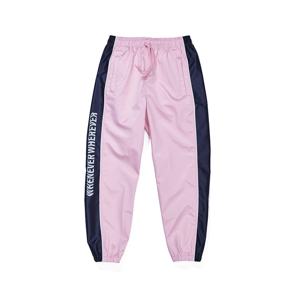 WW SHINE JOGGER PANTS PINK