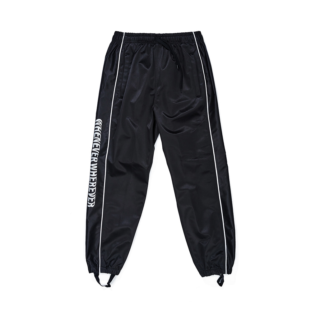 WW SHINE JOGGER PANTS BLACK