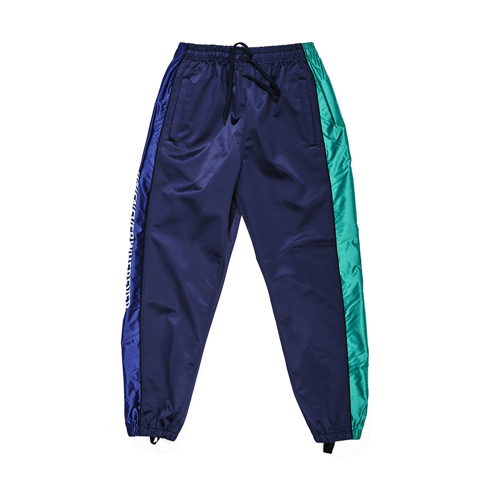 WW SHINE JOGGER PANTS NAVY