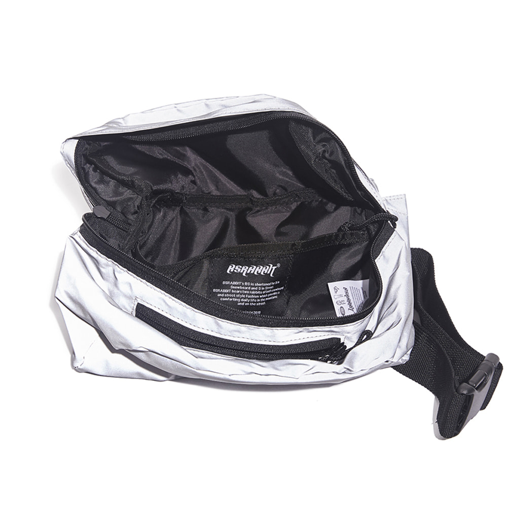 BSRBT IDEAL WAIST BAG OG REFLECTIVE