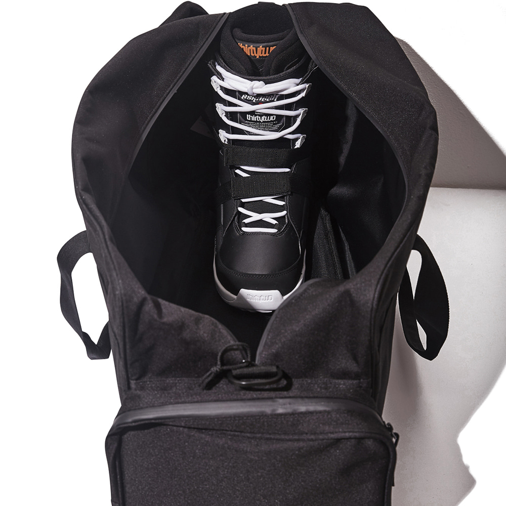 BSRABBIT BOSTON BIG BAG BLACK