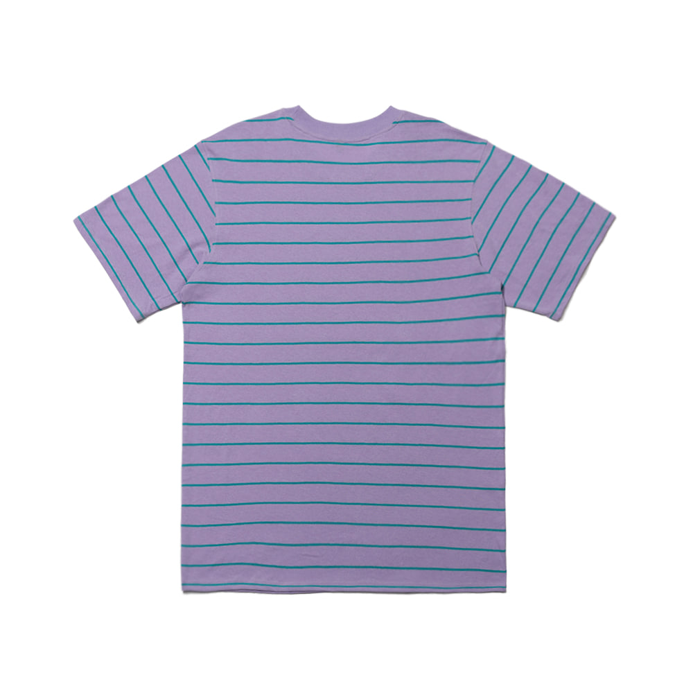 BEAR RABBIT STRIPE SST PURPLE