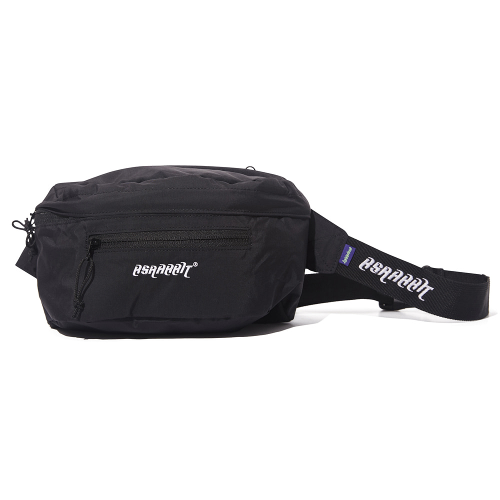 BSRBT IDEAL WAIST BAG BLACK
