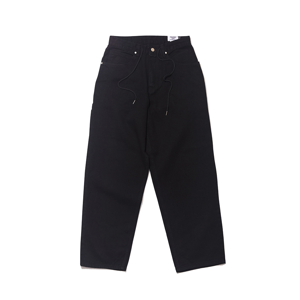 CARPENTER PANTS BLACK