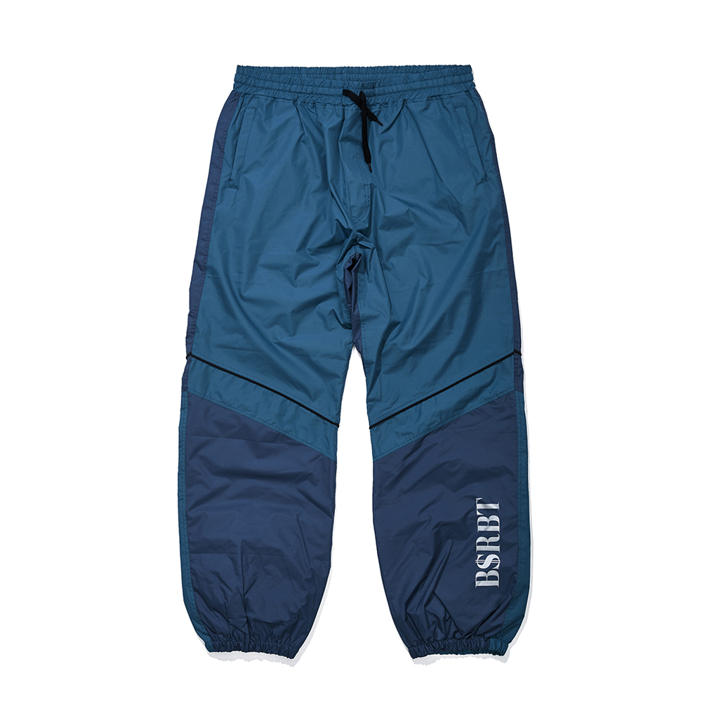 BSRBT JOGGER PANTS TURQUOISE