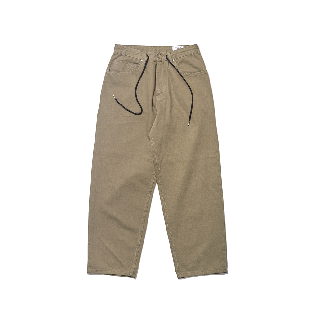 CARPENTER PANTS KHAKI