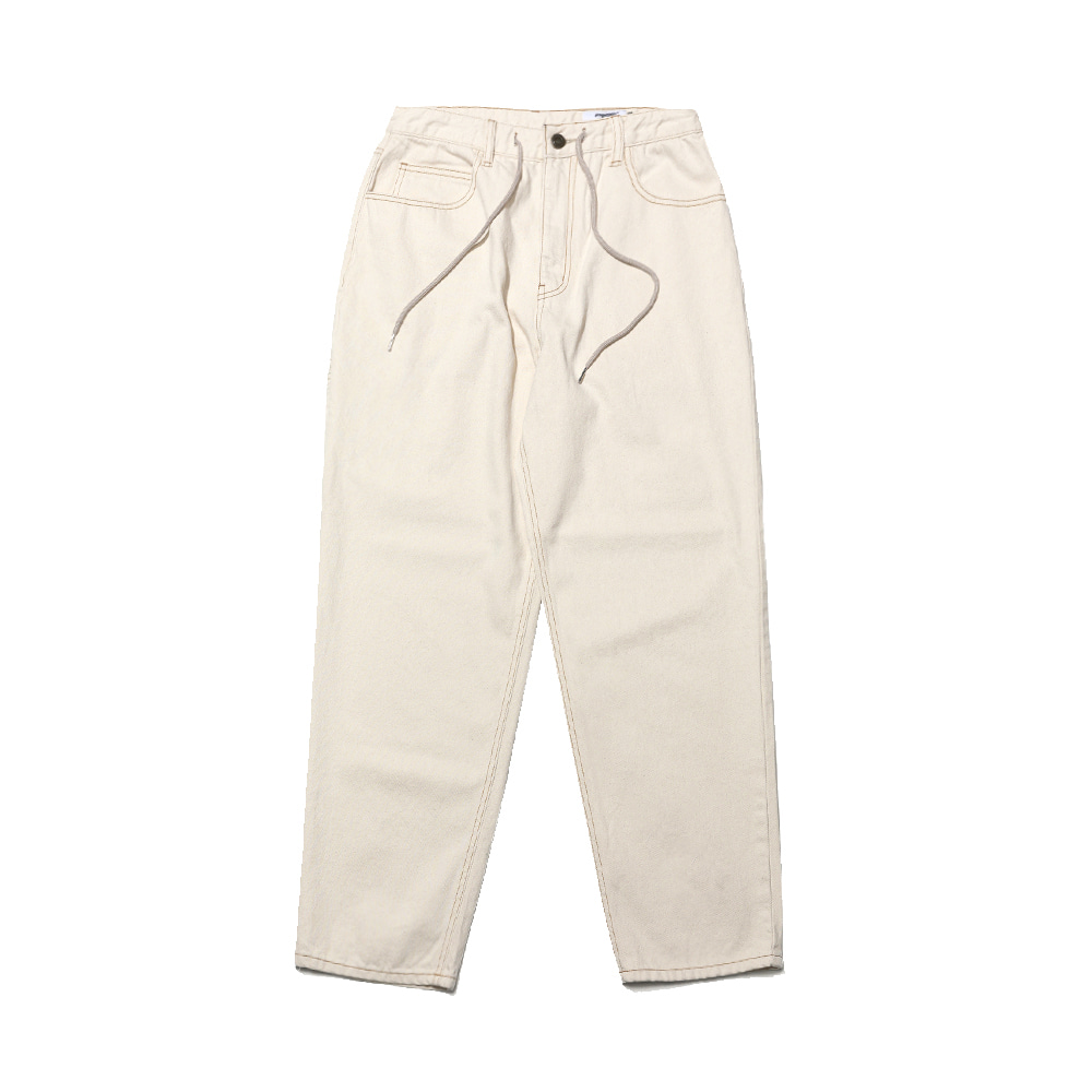 CARPENTER PANTS CREAM